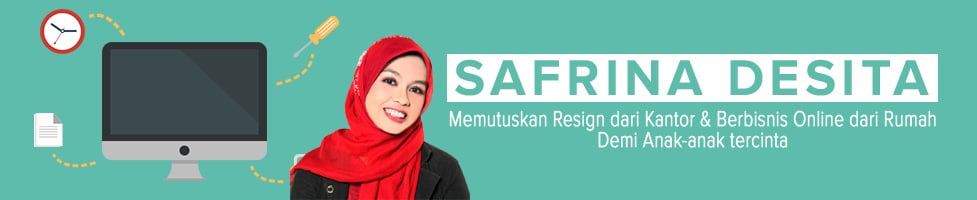 Safrina Desita Independent Oriflame Consultant